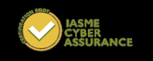 IASME Governance Certification Body logo